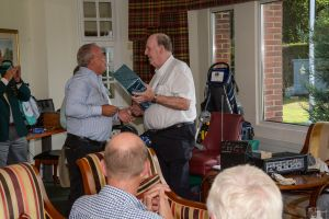 Thanks to Lion Geoff for 10 years running Golf Day