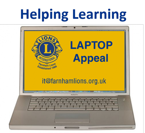 Helpinglearninglaptopappeal