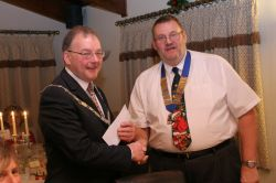 Jeremy Ricketts, Farnham Mayor