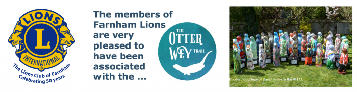 Lions Otter