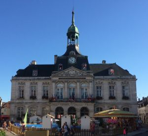 The Town Hall in Chaumont